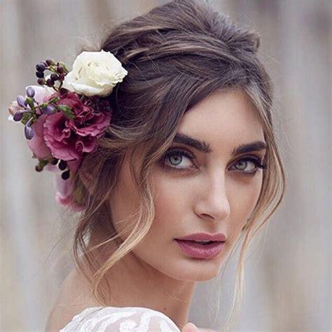 best 25 bridal hair flowers ideas on flower hair bridal hair floral crowns and
