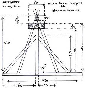 blueprint drawing free trebuchet blueprints free plans diy free bar