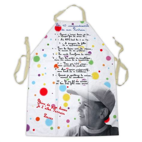 personalised aprons uk design your own photo apron gifts