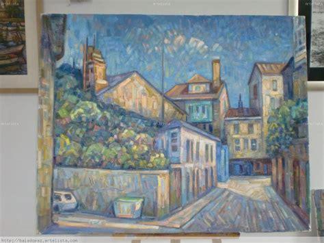 imagenes de pinturas urbanas paisaje urbano jes 250 s balado paz artelista com