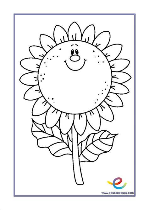 imagenes para colorear word flores para colorear recursos educativos