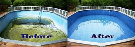ta above ground pool liners installations