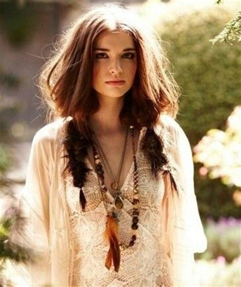 Hair Style Clothing by 10 Boho Hairstyles Inspire You 2015 Summer Vpfashion