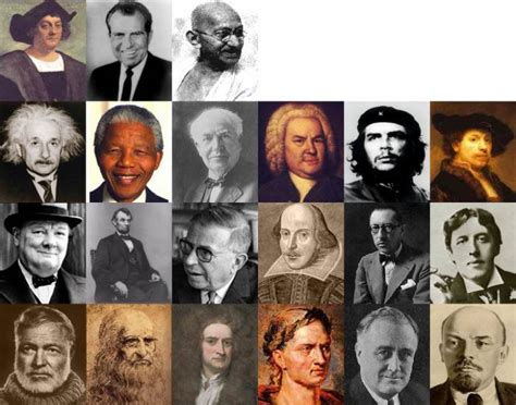 famous people history famous people from history