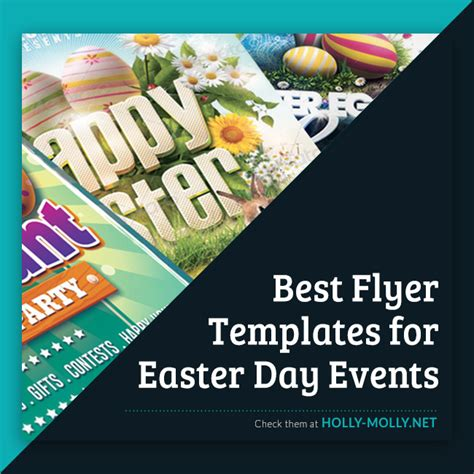 best flyer templates free best flyer templates for easter day events hollymolly