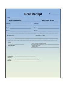 Rent Invoice Template Excel by House Rental Invoice Template In Excel Format Free