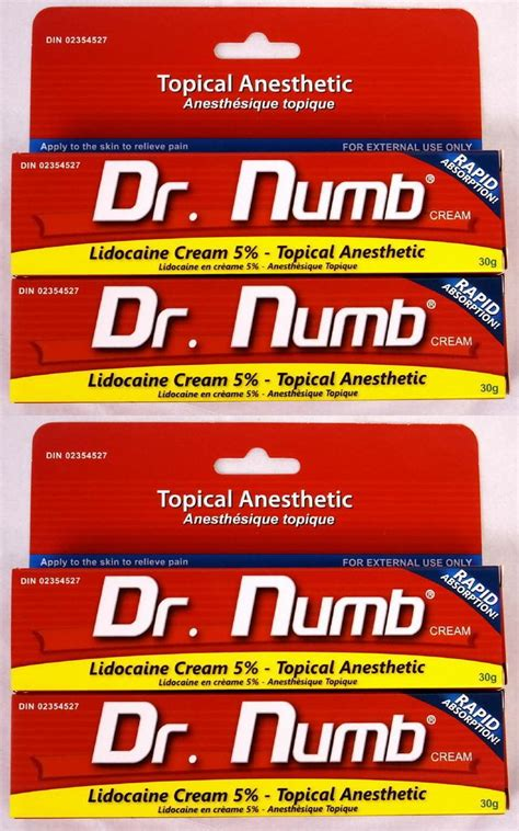 dr numb tattoo cream 1000 ideas about lidocaine on numbing