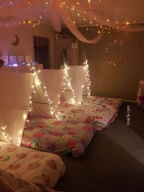 how to decorate your bedroom for a sleepover 5 tips for awesome ideas will make your sleepover party the best