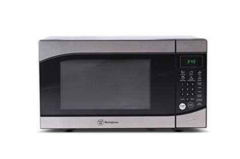 Cabinet Microwave Oven Stainless by Westinghouse Wm009 900w Counter Top Microwave Oven With