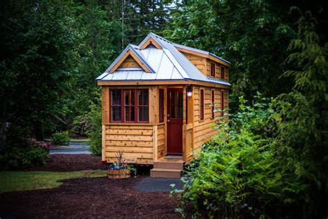 miniature homes tiny homes curbed