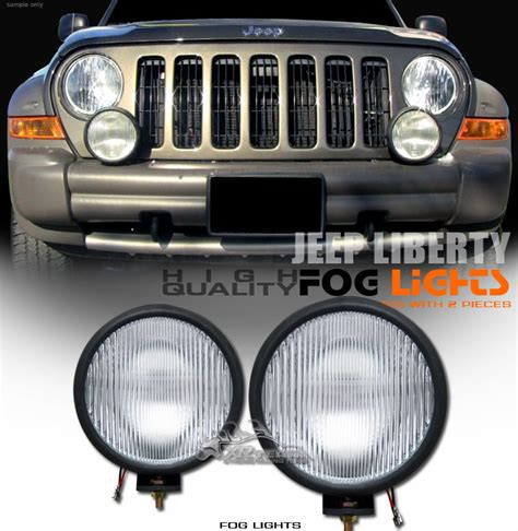 06 jeep liberty light replacement oem replacement 2005 2006 jeep liberty renegade suv clear