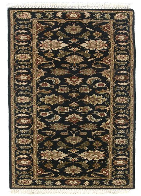 Indian Handmade Rugs - indian handmade rugs 2 6x10 knotted classic wool rugs