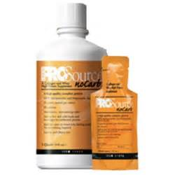 Pro Source Prosource No Carb Ensure