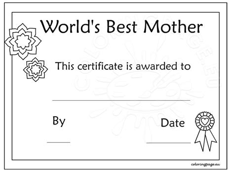 free christian mothers day card template for ms word s day coloring page