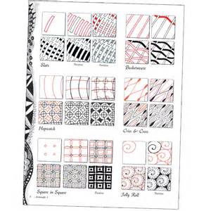 how to doodle for beginners zentangle nutheadsarah