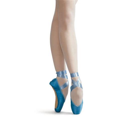 blue ballet shoes light blue pointe shoes dancer pointe