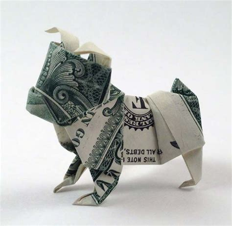 Dollar Origami - 25 awesome money origami tutorials diy projects for