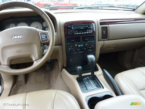 2002 Jeep Grand Interior 2002 Jeep Grand Limited 4x4 Interior Photo