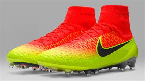 Sepatu Bola Terbaru Soccer Nike Magista Obra Ii Fg Wolf Grey nike quot spark brilliance quot 2016 football boot collection