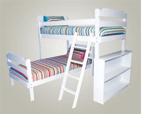 how to buy bed the luke l shape bunk bed conversion kids cove