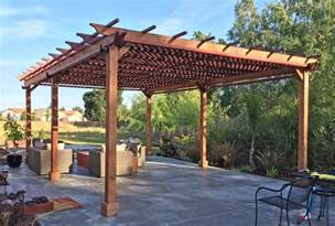 Images Of A Pergola by Garden Pergolas