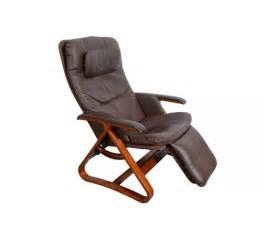 Zero Gravity Recliner Leather Leather Lounge Chair Backsaver Zero Gravity Chair