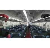 First Class AC Chair Car Coach Of Deccan Queen Bright