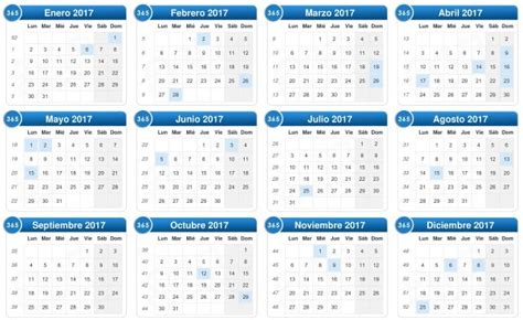 Calendario Republica Dominicana 2017 En El 2017 Habr 225 12 D 237 As Feriados Y 7 Fines De Semana