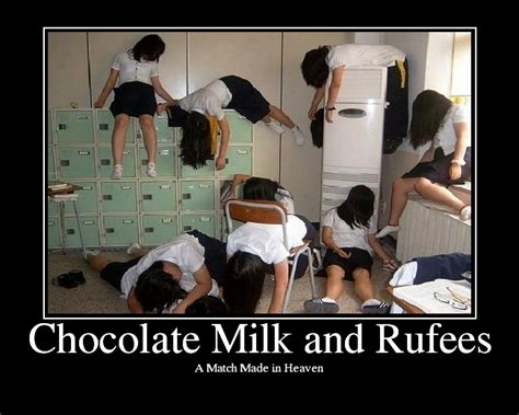Chocolate Milk Meme - chocolate milk and rufees picture ebaum s world