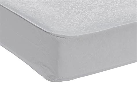 Crib Mattress Without Retardant by Safety 1st Heavenly Dreams White Crib Mattress