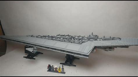 Lepin 05028 Destroyer speed build lepin 05028 ucs destroyer lego