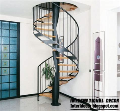 Circular Stairs Design Spiral Staircase Interior Stairs Designs