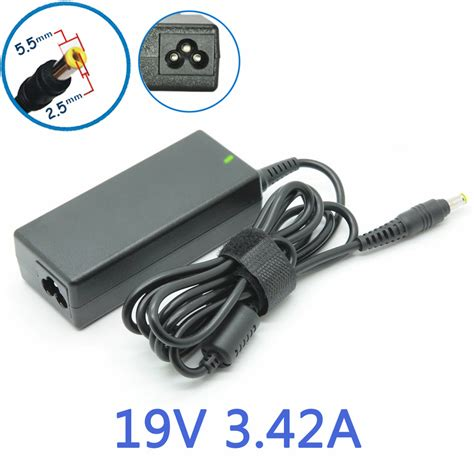 Adaptor Charger Laptop Asus 19v 3 42a 5 5x2 5mm Original 19v 3 42a 65w 5 5 2 5mm ac adapter battery charger for