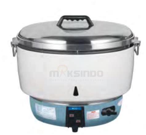 Rice Cooker Hemat Listrik jual rice cooker gas kapasitas 10 liter grc10 di malang