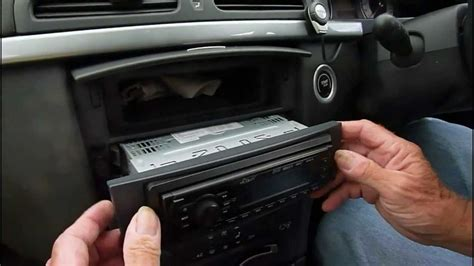 how to fit a dab car radio