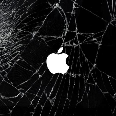 fond decran hd iphone screen broken