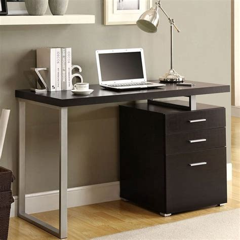 desk with file cabinets computer armoire with file drawer image yvotube