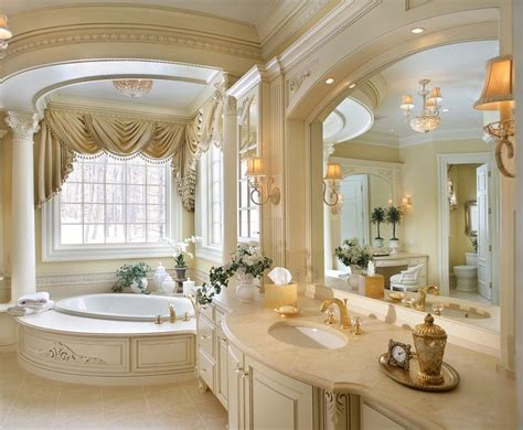 pictures of fancy bathrooms this lady would love the big fancy gold border painted on