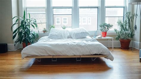minimalist bed this minimalist platform bed design for living