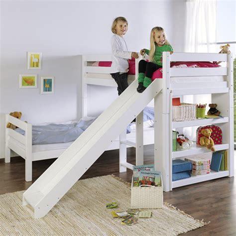 full size loft bed with slide loft bed with slide fire engine inspired loft bed w slide