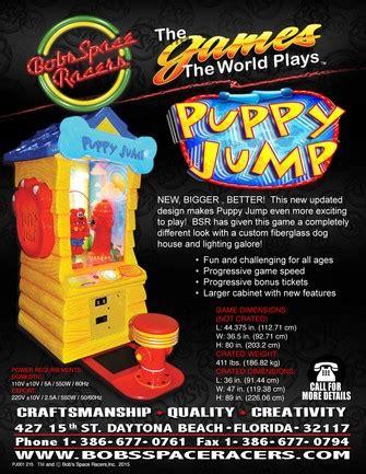 puppy arcade puppy jump