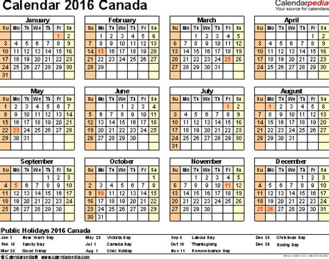 printable calendar 2016 year at a glance template 8 2016 calendar for excel year at a glance 1 page