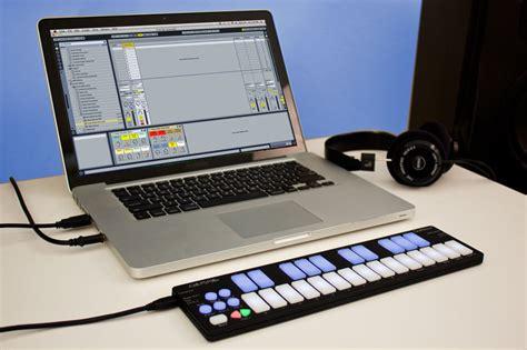 Alat Dj Mini alat dj mini keyboard midi controller kmi qunexus