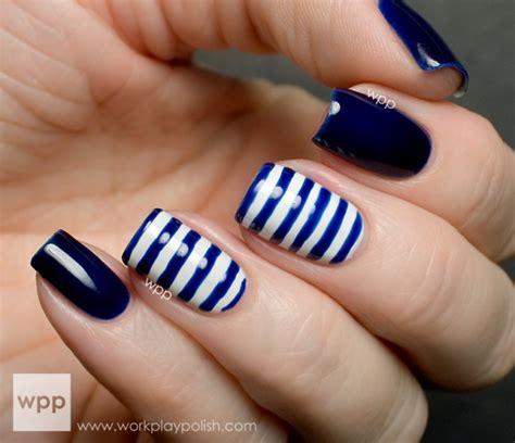 decorados de uñas de pies bonitos two toned nail designs you have to try fashionsy