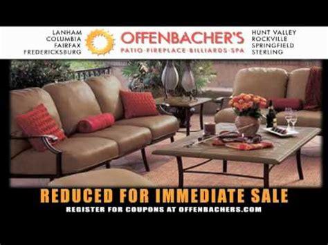 Offenbacher Patio Furniture Offenbacher S Presidents Day Sale Patio Furniture