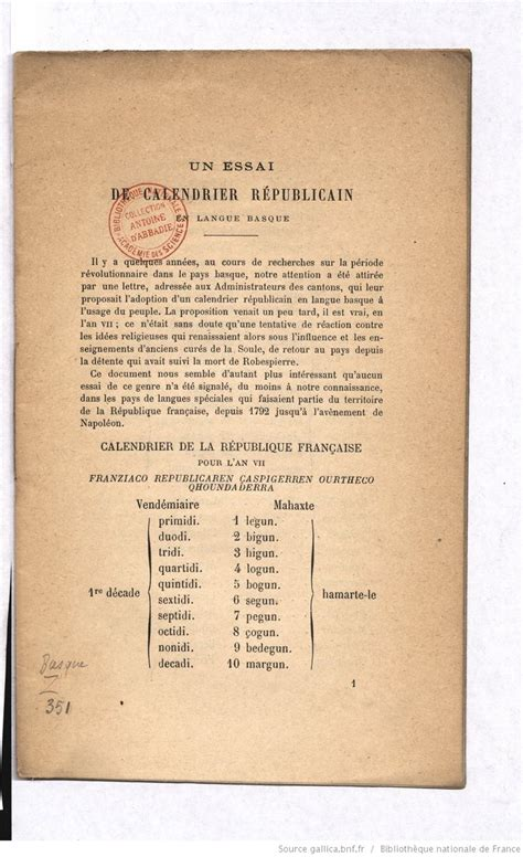 Calendrier Republicain Francais Les 25 Meilleures Id 233 Es Concernant Calendrier R 233 Publicain