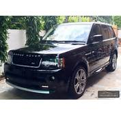 Used Range Rover Sport Supercharged In Pakistan  Clasf Vehicles