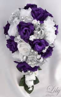 purple with silver 25 best ideas about purple silver wedding on
