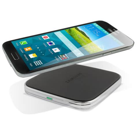 official samsung galaxy qi wireless charging pad black