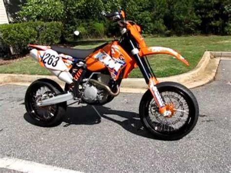 Ktm Supermoto 250 2007 Ktm 250 Xcf W Supermoto